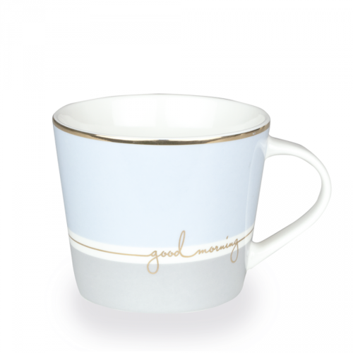 Goldtasse Schreibkram Manufaktur Good Morning